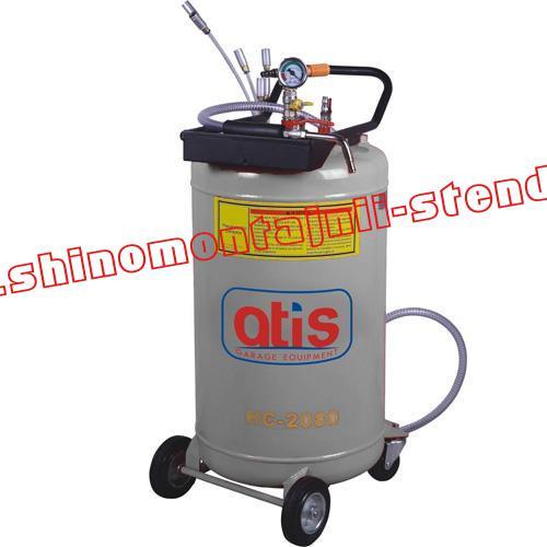 Вакуумная установка Atis НС 2080 для маслозамены через щупы