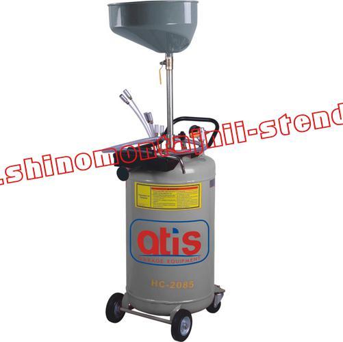 Вакуумная установка Atis НС 2085 для маслозамены через щупы со сливной воронкой