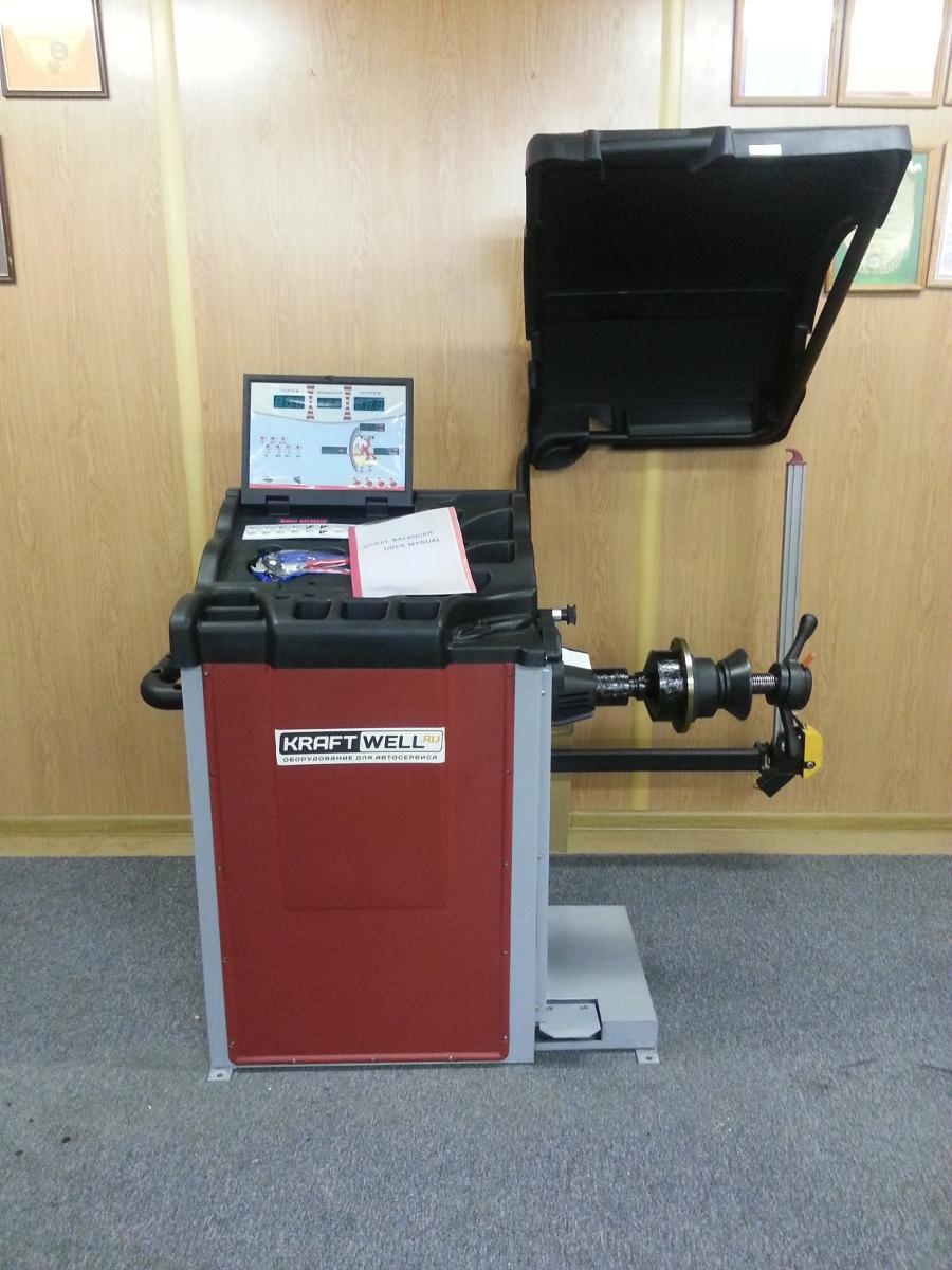 Шиномонтажное оборудование марки Kraft Well