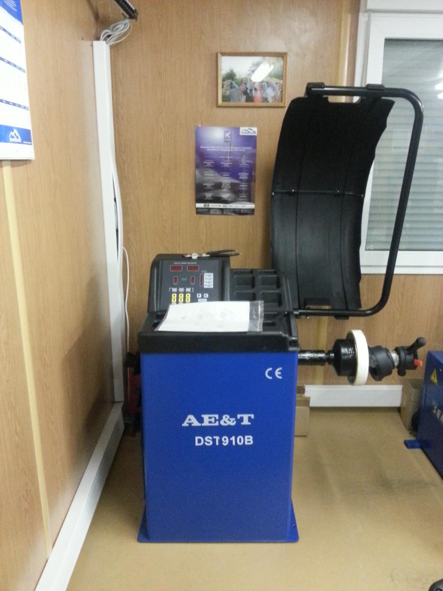 Шиномонтажное оборудование марки AE&T DST910B