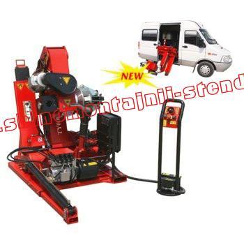 Оборудование (установки) для мобильного шиномонтажа и балансировки