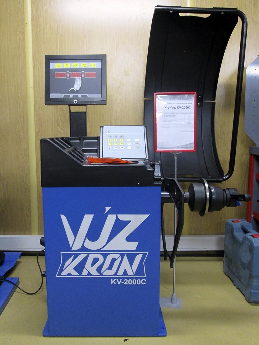 Балансировочный станок KV-2000C