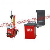 Купить комплект оборудования для шиномонтажа и балансировки №17 Atis по низкой цене