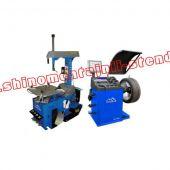Комплект шиномонтажного оборудования Trommelberg для легковых колес №15