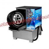 Мойка для колес Wulkan 4x4HP