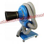 Вентилятор центробежный для удаления выхлопных газов MFS-0,9