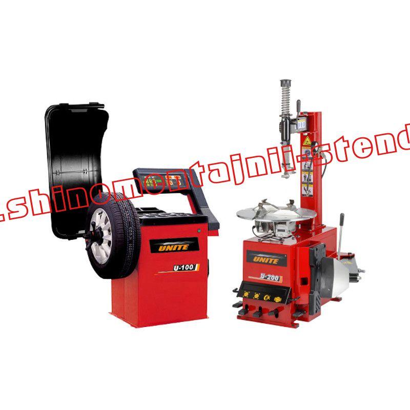 Комплект шиномонтажного оборудования №18 (UNITE)