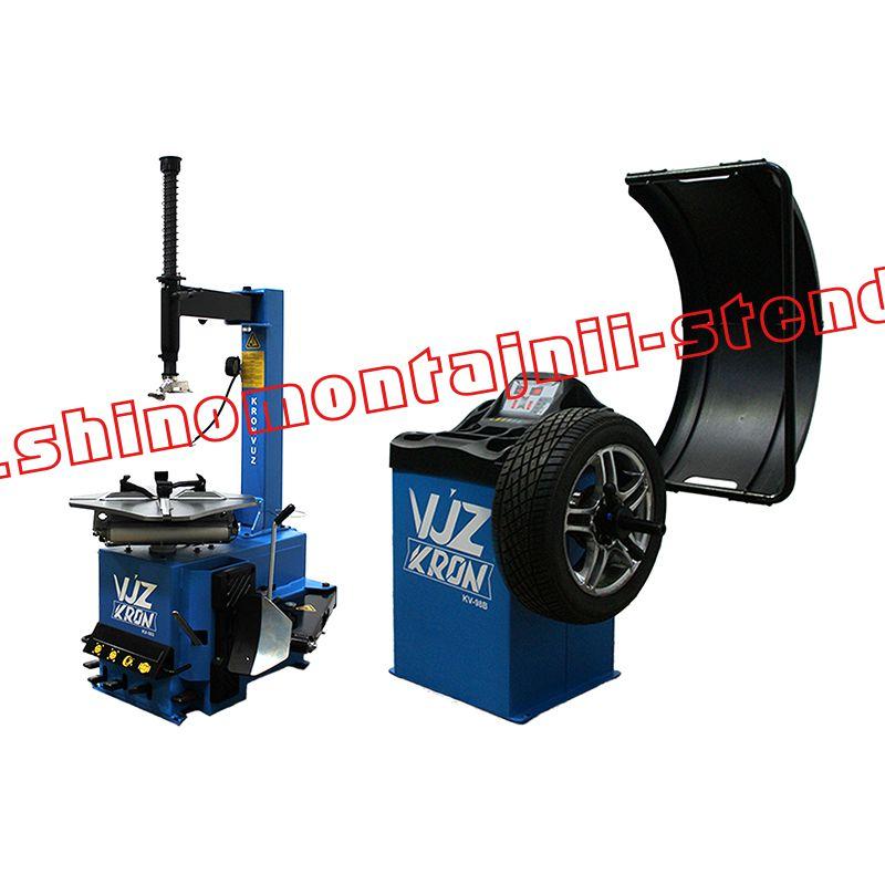 Комплект шиномонтажного оборудования №1 (KronVuz )