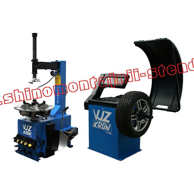 Комплект шиномонтажного оборудования №9 (KronVuz )