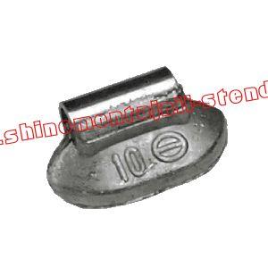 Набивной балансировочный грузик для стальных дисков 10 гр