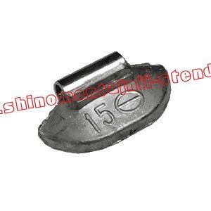 Балансировочный грузик набивной для стальных дисков 15 гр.