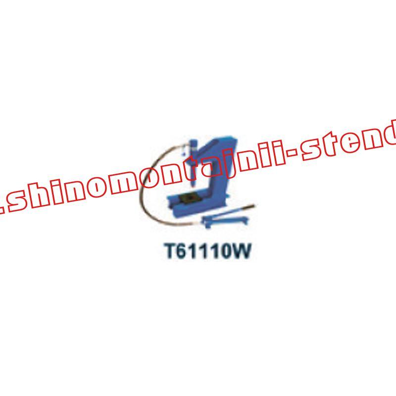 Гидравлический Г-образный пресс AET T61110W (10т)