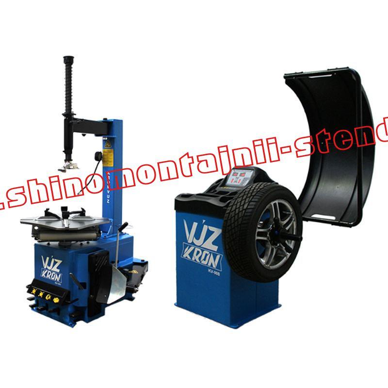 Комплект станков для монтажа колес легковых автомобилей №10 (KronVuz)
