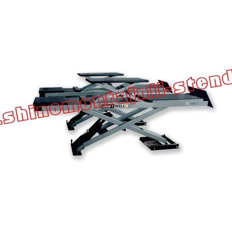 Ножничный подъемник для сход-развала KraftWell F6108