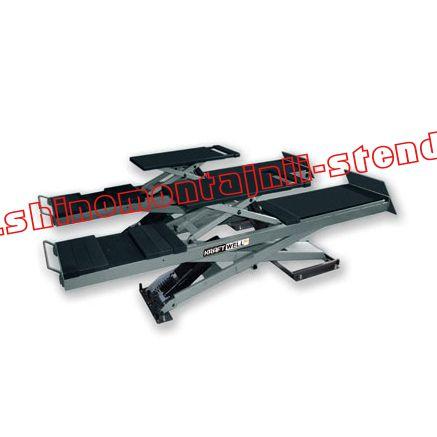 Ножничный подъемник для сход-развала KraftWell F6108D