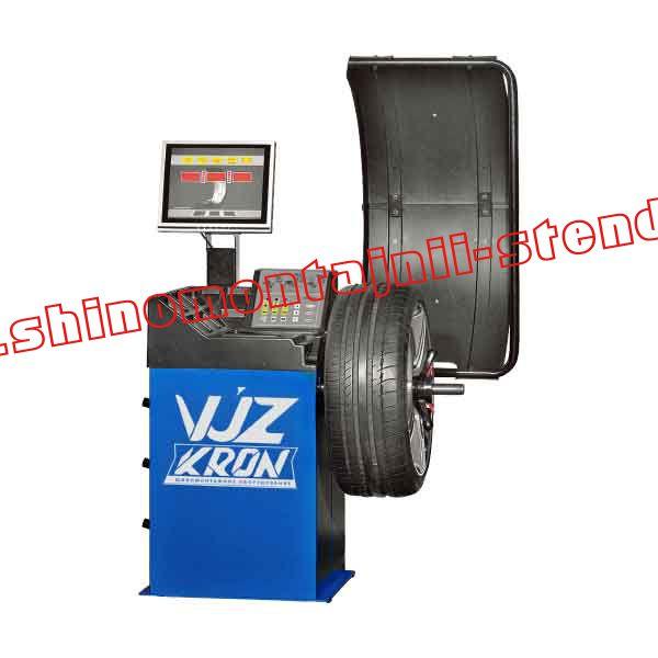 Автоматический балансировочный станок KronVuz KV-2000C