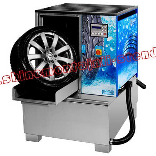 Мойка колес для шиномонтажа Kart Wulkan 360HP