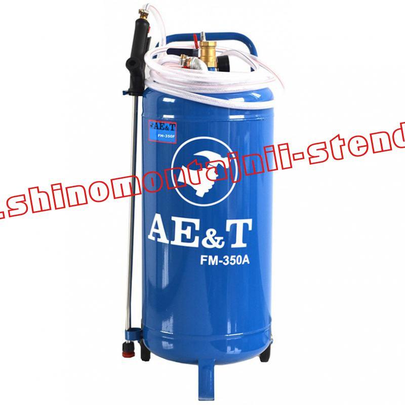 Напольный гидравлический пресс AET 61212M (12 т)