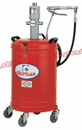 Пневматический нагнетатель густых смазок Gulersan 2230