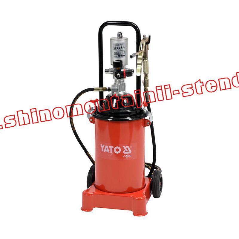 Пневматический нагнетатель консистентной смазки (YATO) YT-07067