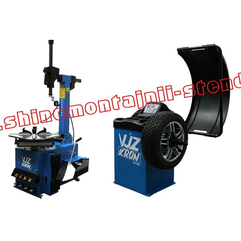 Комплект шиномонтажного оборудования №8 (KronVuz)
