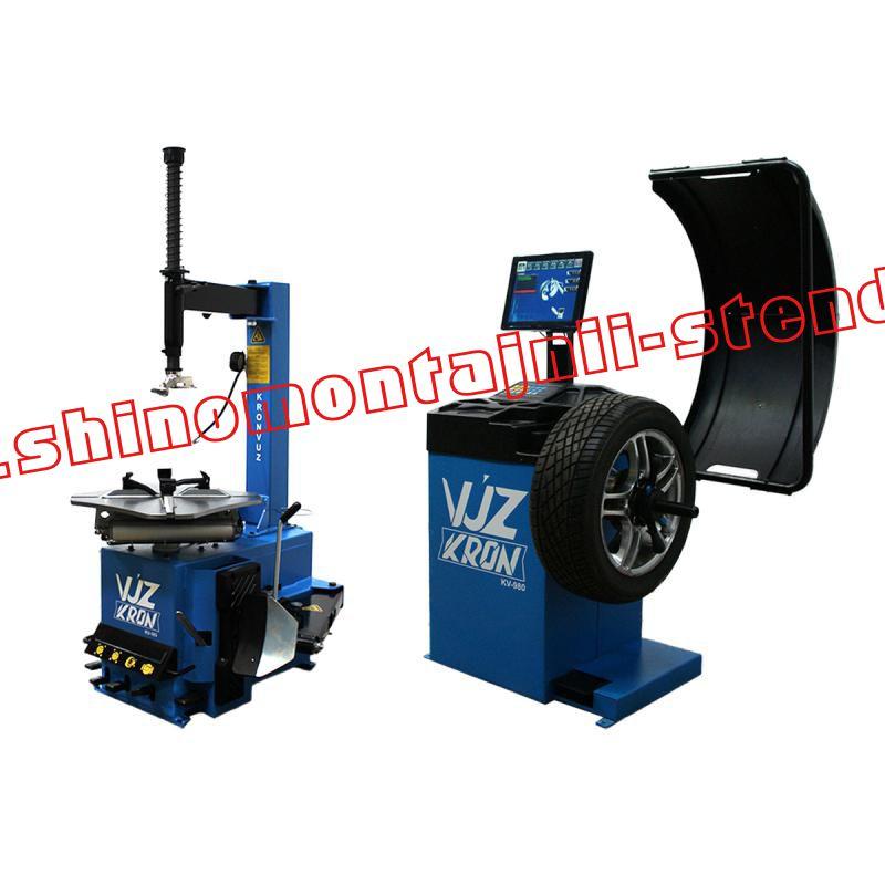Комплект оборудования для шиномонтажа №6 (KronVuz)