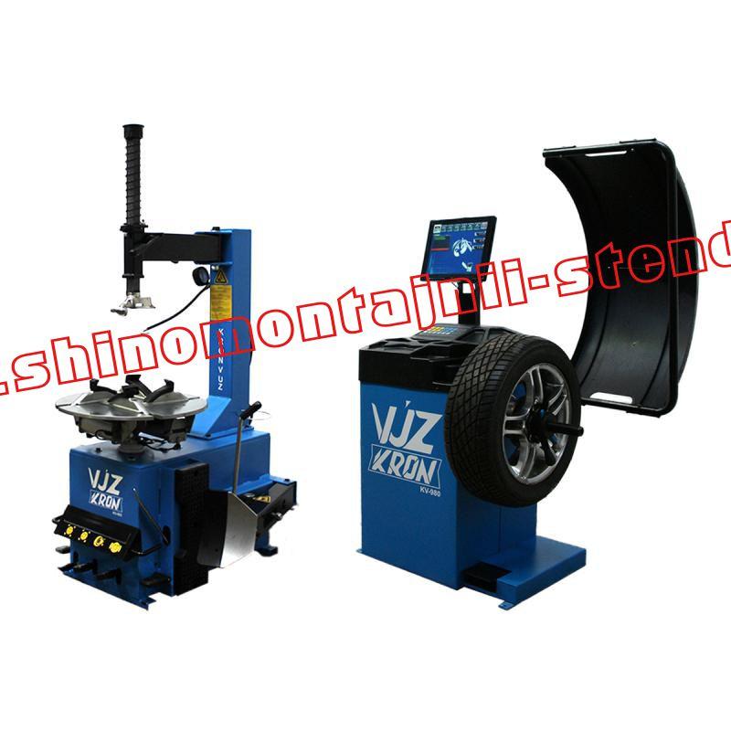 Комплект оборудования для шиномонтажа №5 (KronVuz)