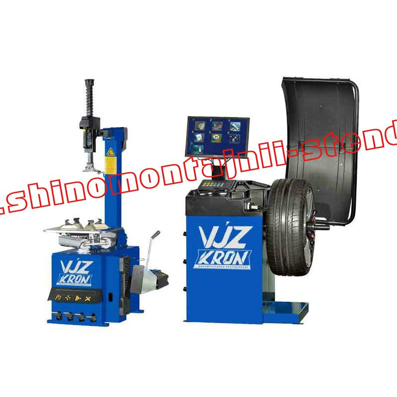 Комплект автоматического оборудования для шиномонтажа №7 (KronVuz)