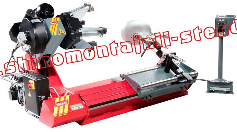 Шиномонтажный стенд  для коммерческого транспорта Sicam TCS26 (до 26 дюймов)