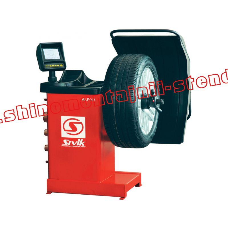 Балансировочный стенд Sivik Alpha (Сивик СБМП-40)