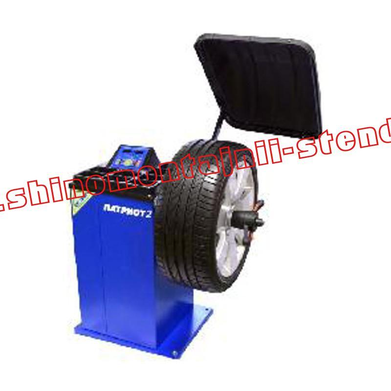 Автоматический балансировочный станок Сторм Патриот2 ЛС 11-2