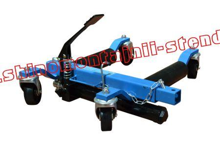 Тележка для перемещения автомобиля Trommelberg SD12680