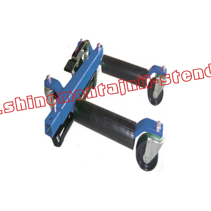 Тележка для перевозки авто AET T08015 (12
