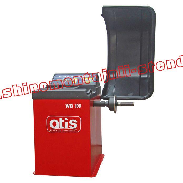 Балансировочный станок ATIS WB100