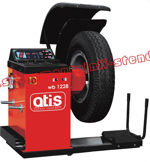 Балансировочный станок ATIS WB1288